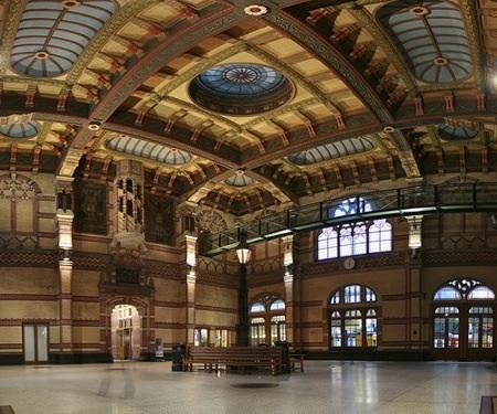 Groningen, Centraal Station